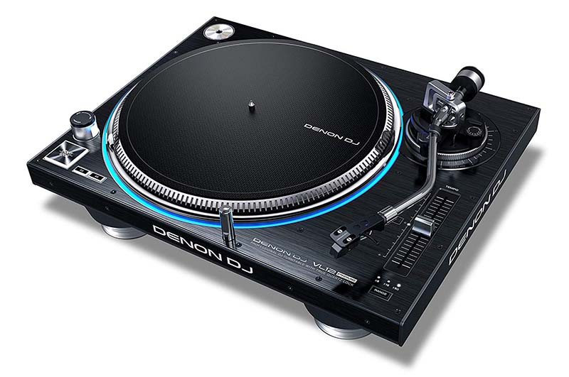 Denon DJ VL12 PRIME turntable review