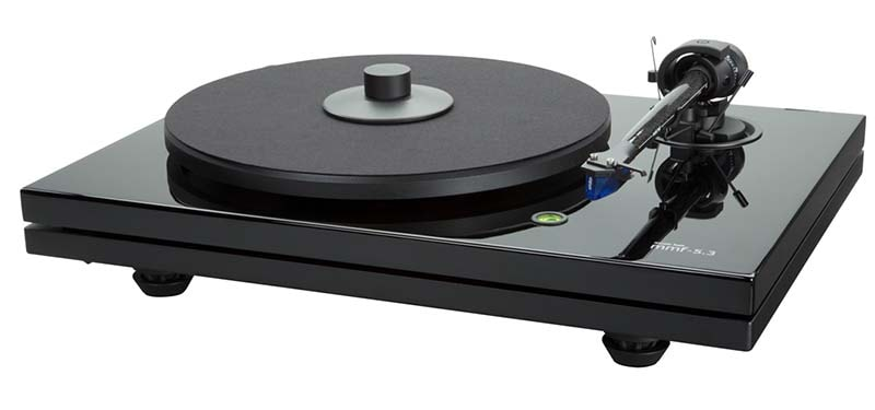 Music Hall – MMF-5.1 Turntable Review