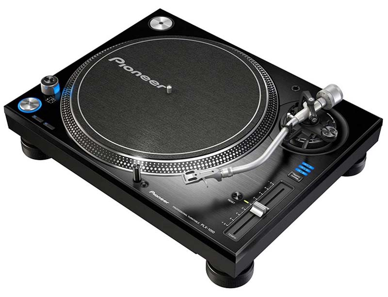 Pioneer Pro DJ PLX-1000 turntable review