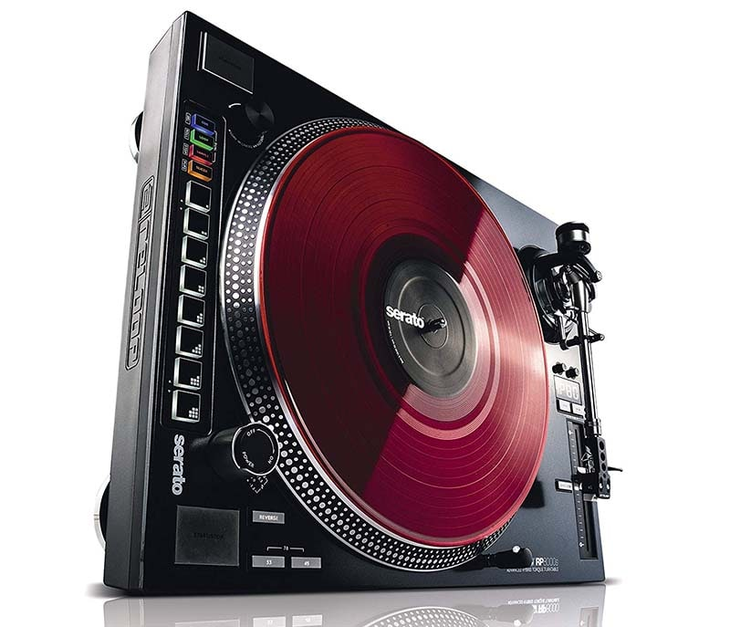 Reloop RP-8000 turntable review