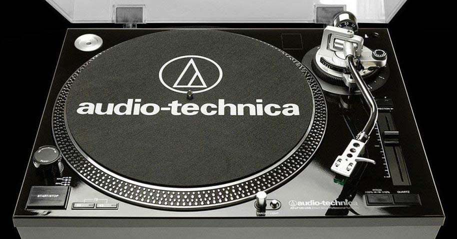 audio technica turntable