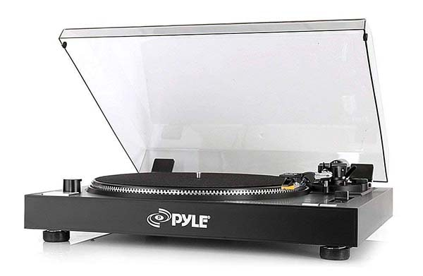 pyle turntable