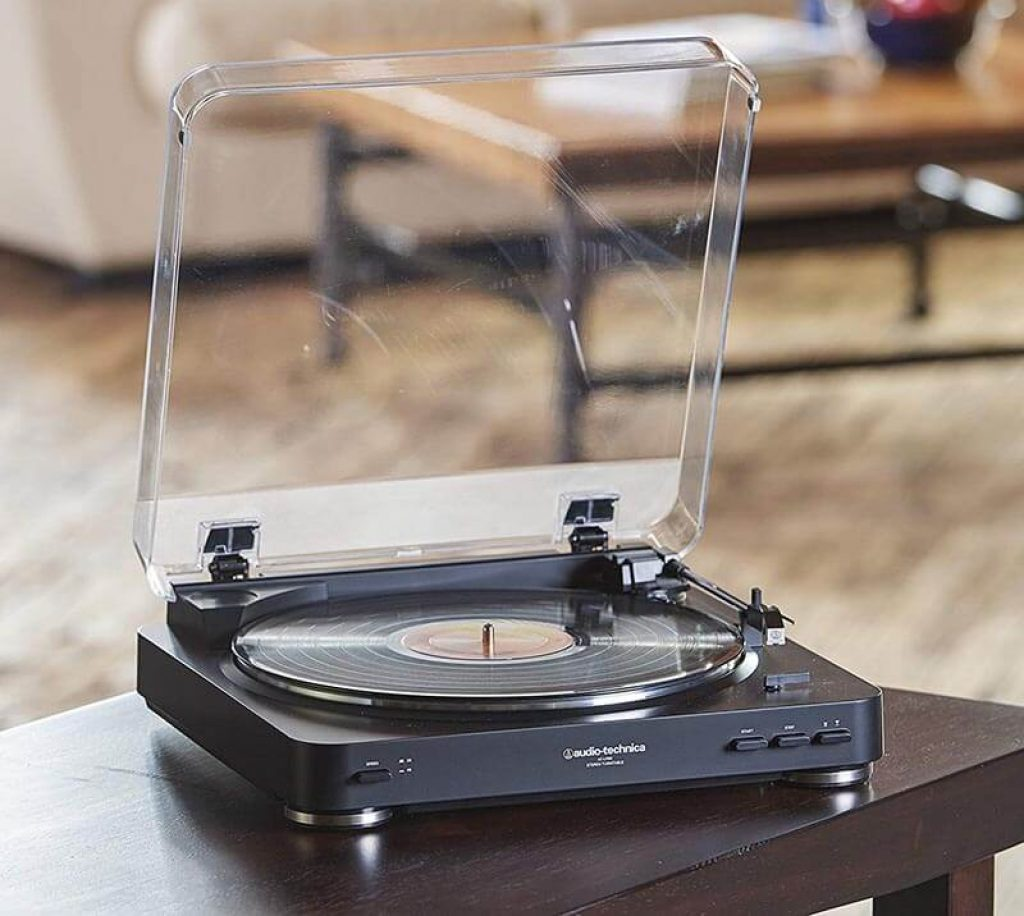 Audio Technica AT-LP60BK Turntable Review
