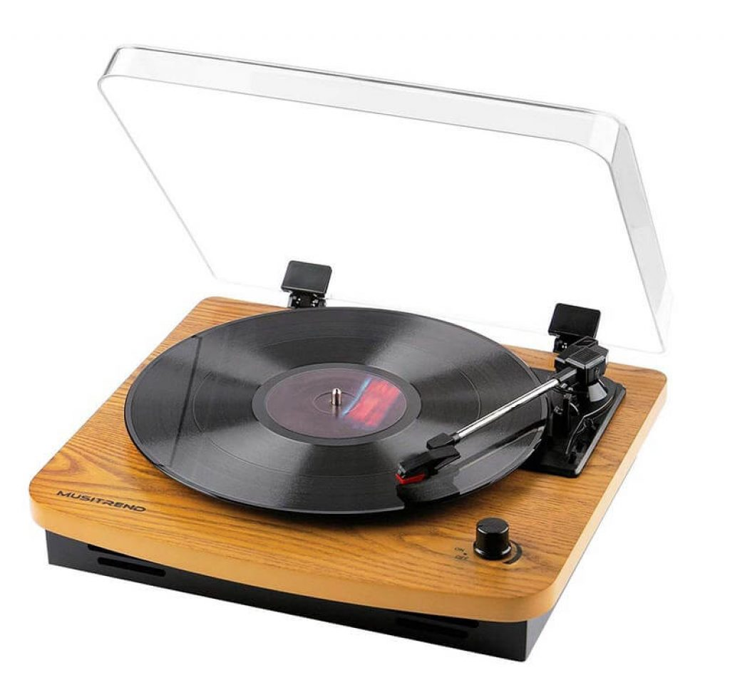 Musitrend LP 3-Speed Turntable Review