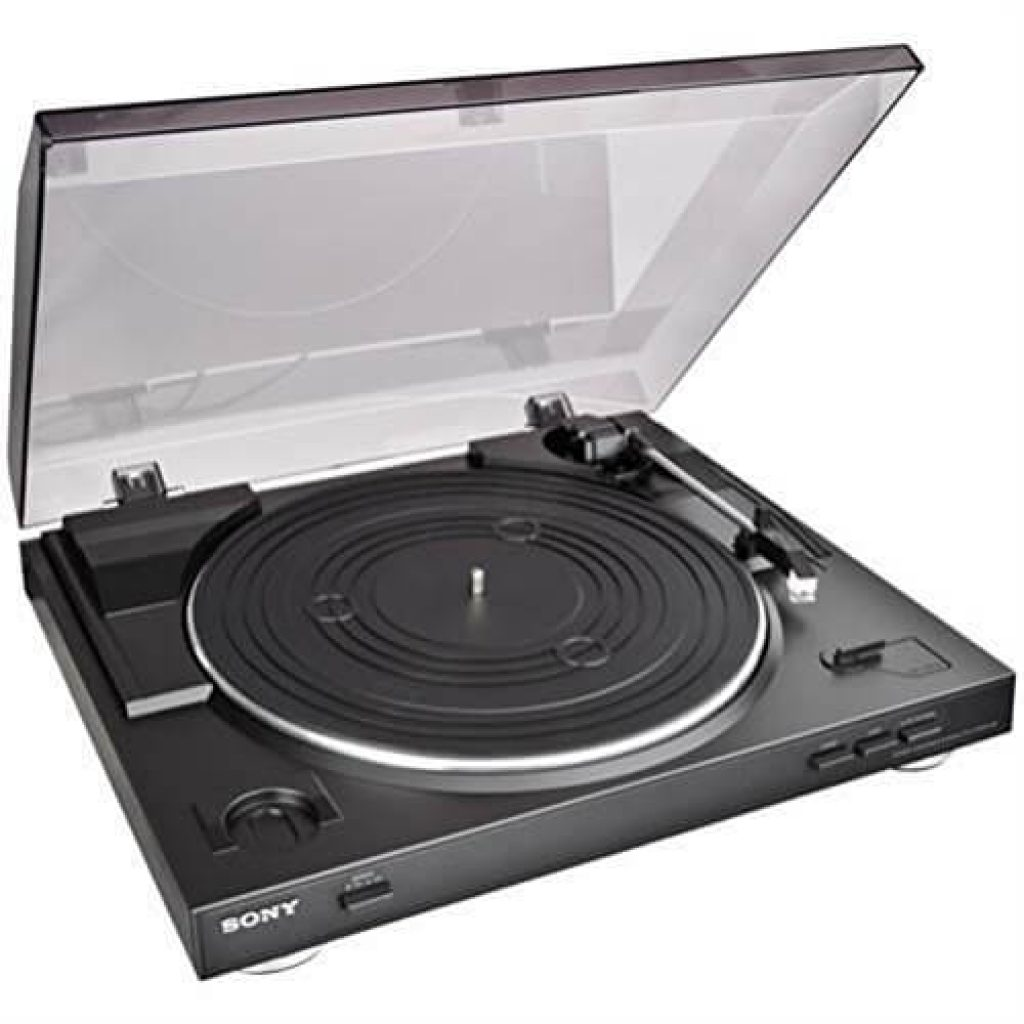 Sony PSLX300USB Turntable Review