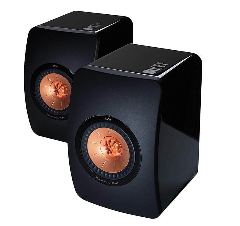 KEF LS50 Turntable Speaker