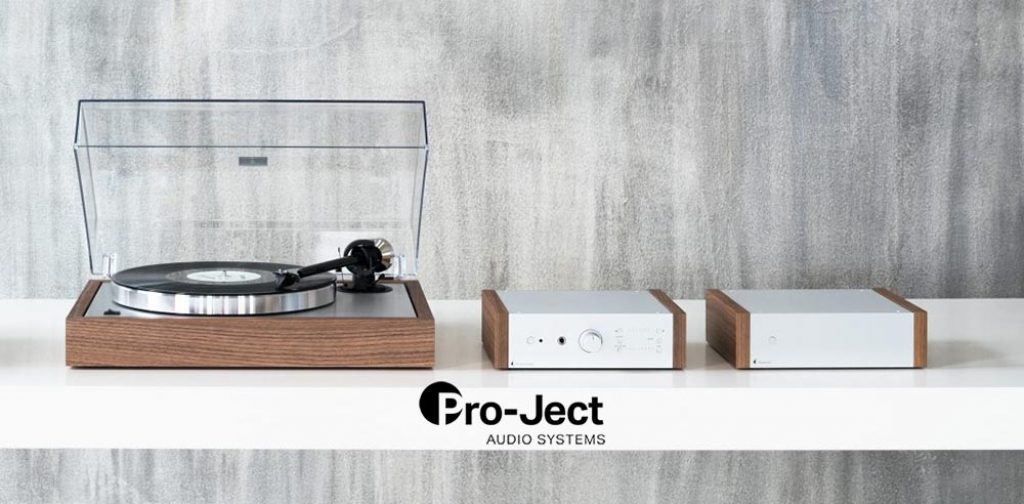 Pro-Ject-Record Players