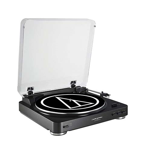 Audio Technica AT-LP60BK