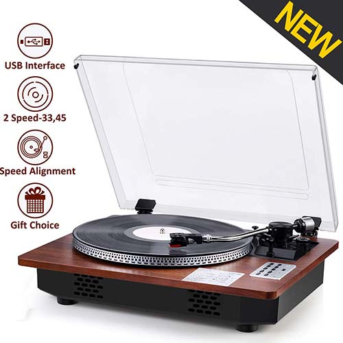 Retrolife Turntable
